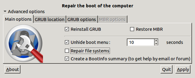 Fedora Repair Grub After Windows Installation