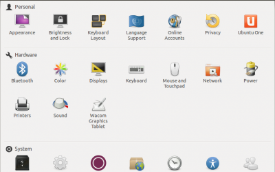 Where to find Additional drivers in Ubuntu 13.04 / 12.10