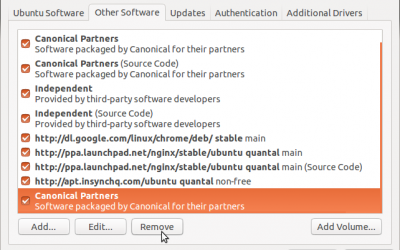 Solved W: Duplicate sources.list entry Ubuntu 13.04 12.10 12.04