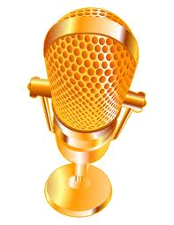 Microphone_gold