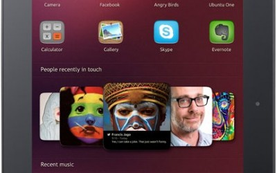 Ubuntu for Tablets – Revealed