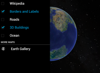 Google Earth 7.1 for Android Released