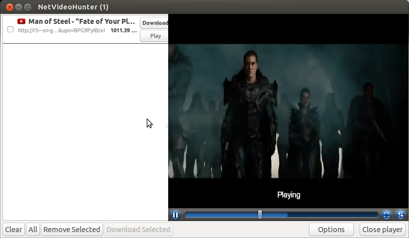 Download any streaming videos in firefox