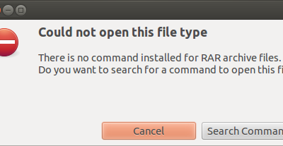 Extract RAR files in Ubuntu 14 04 / 13 10 / 13 04 / 12 04