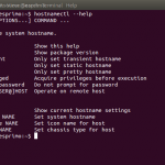 How To Change Hostname on Ubuntu