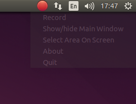Record Video Desktop System Icon