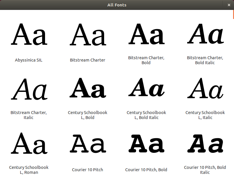 Ideas, Conceptions and Tips for Amazing Ubuntu Linux Fonts