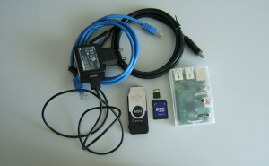 Raspberry PI Starter Pack And Kit for Initial Setup